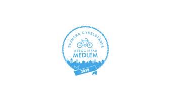 COWI ny medlem i Svenska Cykelstäder