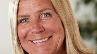 Carina Swerlander ny HR-chef på HSB Stockholm.