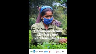 Ny rapport: Coronapandemin slår hårt mot världens fattiga