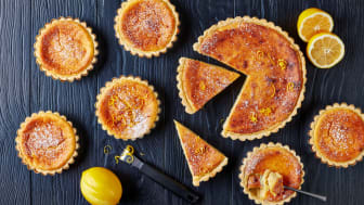 Osterfladen: Swiss Easter Rice Tarts