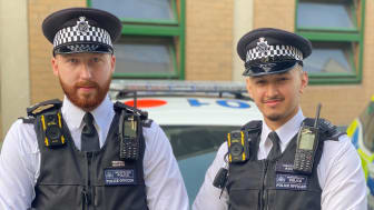 Officers praised for emergency first aid that saved two lives on the same shift