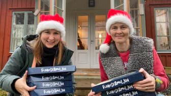 Camilla Olsson och Anna Pella