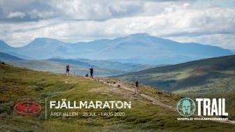 KIA Fjällmaraton Årefjällen, ett av sju mästerskapsstopp för nylanserade Spartan Trail World Championship