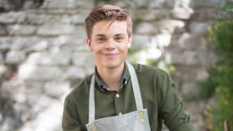 Fabian – prisad kock på nya äventyr   Foto: Anna Björkegren