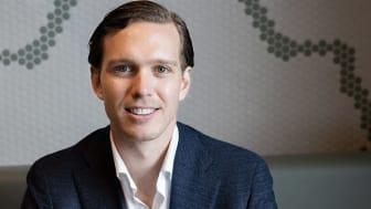 Jakob Unfors, Investment Manager inom Pulsenkoncernen. (Foto: Andreas Hallgren/Pulsen)