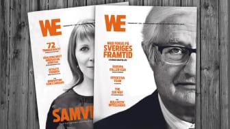SSGs kundtidning nominerad till Svenska Designpriset