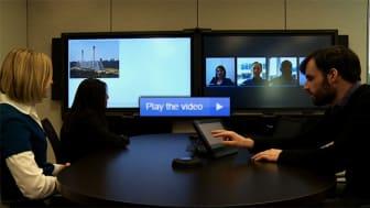 Vi presenterar SMART Room System(TM) för Microsoft(R)
