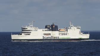 Scandlines HYBRID FERRY Schleswig-Holstein