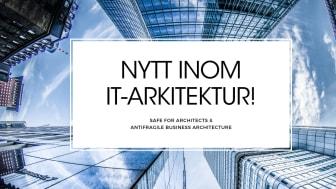 Nytt inom IT-arkitektur