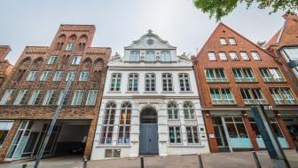 Buddenbrookhaus in Lübeck © www.anibaltrejo.com Foto: Anibal Trejo