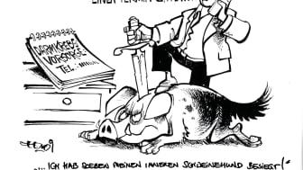 Karikatur Horst Haitzinger