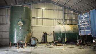 Toxic waste found as seven arrested in Essex fuel fraud raids