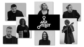 Kartellet har for første gong med seg kvinnelege dansarar i ei framsyning når dei kjem til Førdefestivalen med 'Danse staur, danse staur'