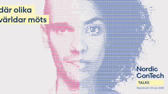 Framtid och innovationer för byggbranschen på Nordic Contech Talk