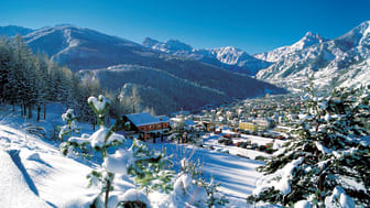 Bulgaria's Bansko is cheapest for family skiing