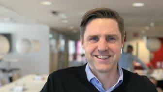 Anders Tenggren ny chef för marknadsområde Rikskund inom Riksbyggens fastighetsförvaltning