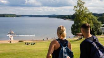 De senaste tre åren har EU-projektet Lakesperience jobbat intensivt för att öka Kinda kanals attraktivitet för den tysktalande besökaren.