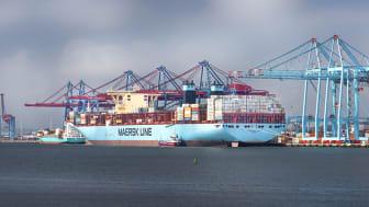 Volym styrs om till Göteborg för att säkra att gods kommer fram som planerat.