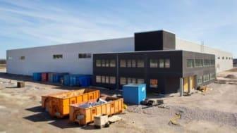 Nytt toppmodernt lager- och logistikcenter i Rosersberg, Airport City Stockholm
