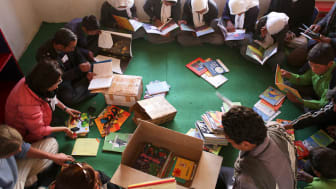 QNET and Avalokitesvara Trust aim to empower these children with the gift of learning by providing access to previously-unavailable learning materials