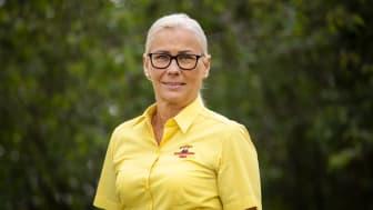 Lena Möller, Marknad och försäljningschef