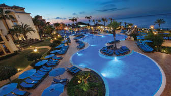 Marriott's Marbella Vacation Club.  One of over 4000 timeshare resorts who charged full fees in 2020