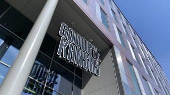 The new Goodbye Kansas HQ in Hammarby Sjöstad, Stockholm
