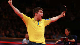 EM-kval mot Slovakien, bordtennislandslaget herrar
