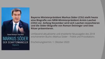 Wer ist Markus Söder?  Schattenkanzler, Provokateur, Macher oder Krisenmanager?