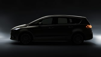 """Ford presenterar nya S-MAX – en tuff """"Sports Activity Vehicle"""" som fått ännu mer elegans, teknik och körglädje"""