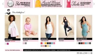 Boob Design öppnar flaggskeppsbutik på nätet