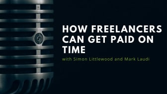 In this podcast, famous novelist Balli Jaswal shares her experince on Simon Littlewood offers some guidance and advice for all freelancers on how to get paid on time.