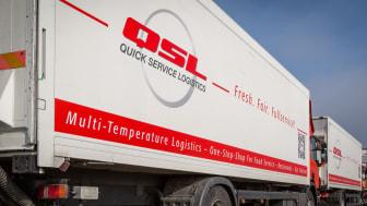 Lean and Green - Meyer Quick Service Logistics bei der grünen Logistik ganz vorne dabei