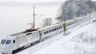 Ökad tillgänglighet i SJs nya X2000-tåg