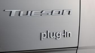 Helt nya Huyundai TUCSON Plug-in Hybrid