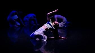 Kandidatprogrammet i Danspedagogik, redovisning Dance tour i april 2021.