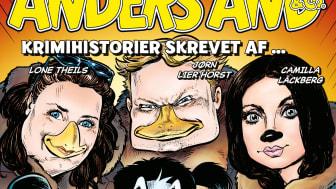 Forsiden af Anders And & Co. nr. 9