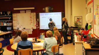 Undervisning som ligger i tiden - med SMART Board
