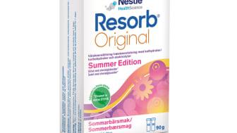 Resorb Summer Edition
