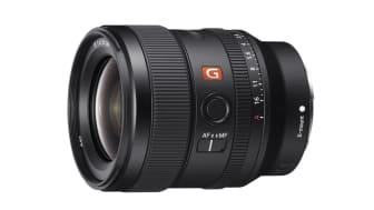 Sony разширява своята гама пълноформатни обективи с анонсирането на 24mm F1.4 G Master™ Prime