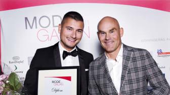 Vinnare Årets Designer/designerteam, Modegalan 2011