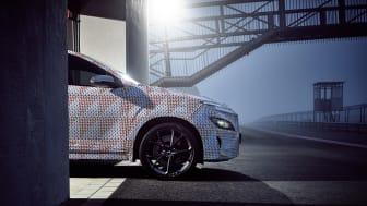 """Första bilderna på Hyundais nya """"hot SUV"""" - KONA N."""