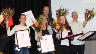 Vinnarna Clean Bright Awards 2019