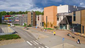 Turun 5. ELIXIA-kuntokeskus on avattu kauppakeskus Skanssiin.