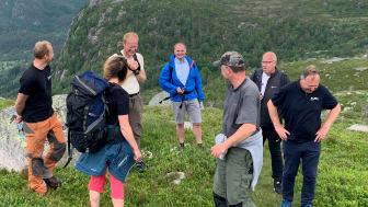 Mobildekning distrikts-Norge