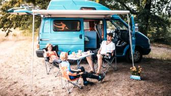 Alles onder één dak - De eerste familievakantie in een camper: tips en trucs voor een stressvrije vakantie op vier wielen