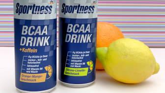 Die neuen Sportness BCAA Drinks sind in allen dm-Märkten erhältlich