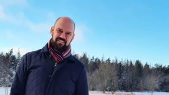 Mikael Lindberg, ny affärsledare på Berotec