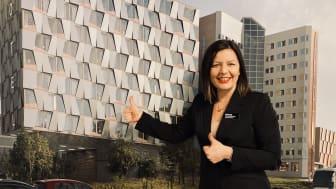 Murisa Jasarevic ny Sales Manager på Quality Hotel Arlanda XPO