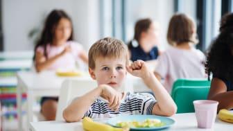 Barn med matallergi behöver få tillgång till en säker och näringsrik specialkost i förskolan och skolan.